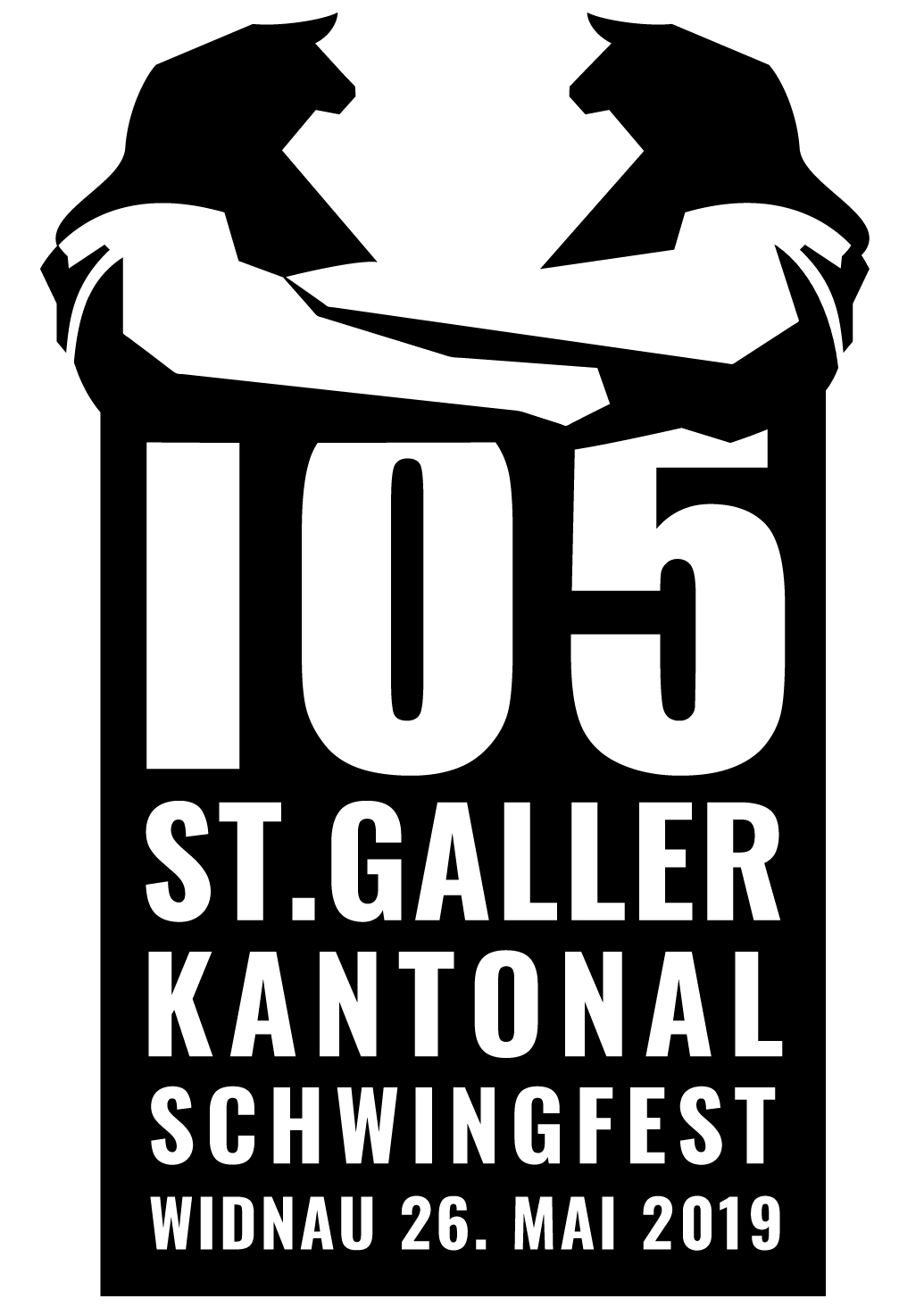 105. St. Galler Kantonal Schwingfest | 26. Mai 2019
